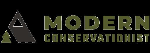 Modern Conservationist Logo