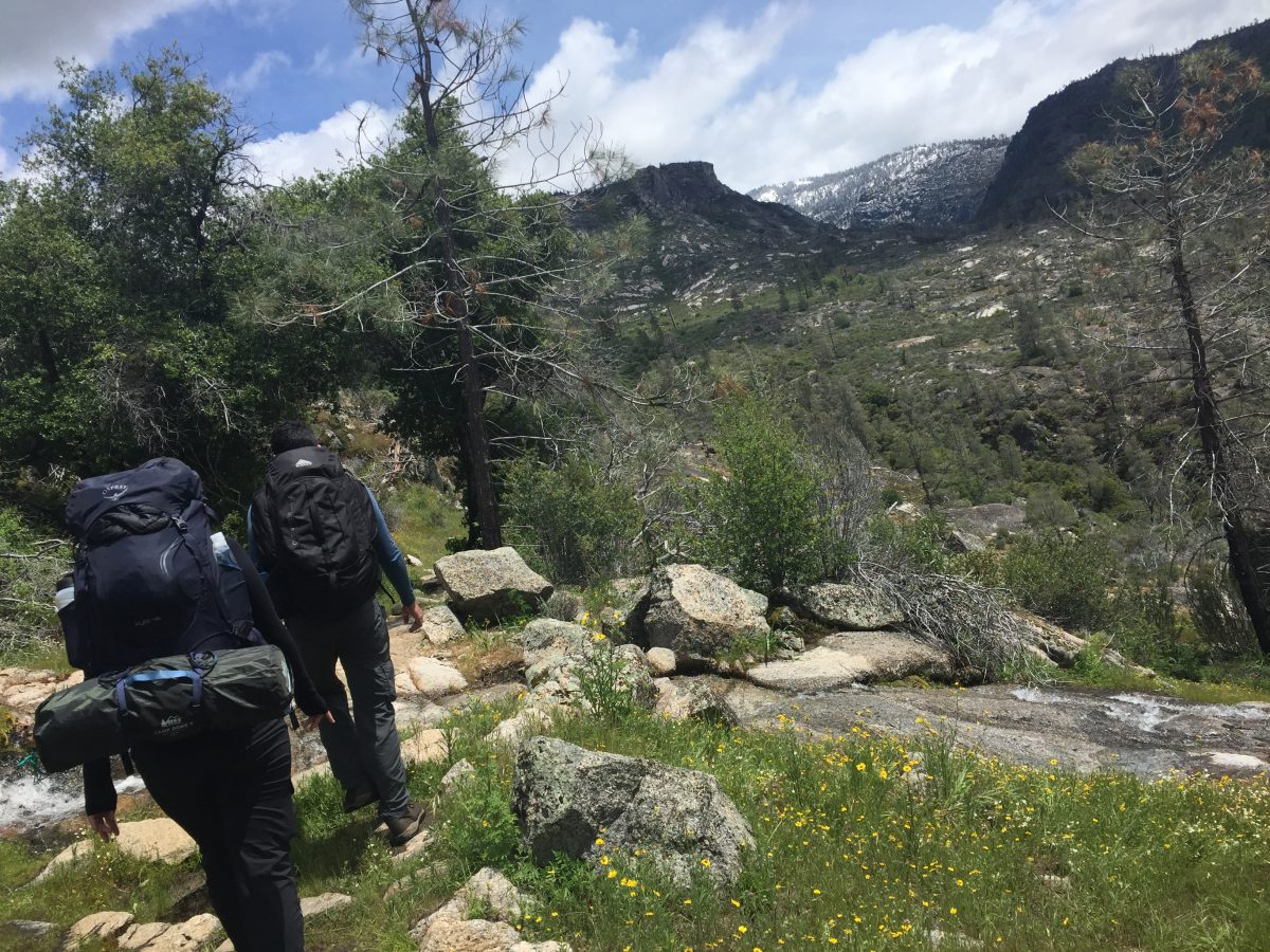 Backpacking in Yosemite's Hetch Hetchy