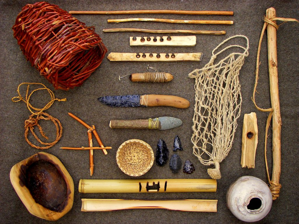 wilderness survival tools