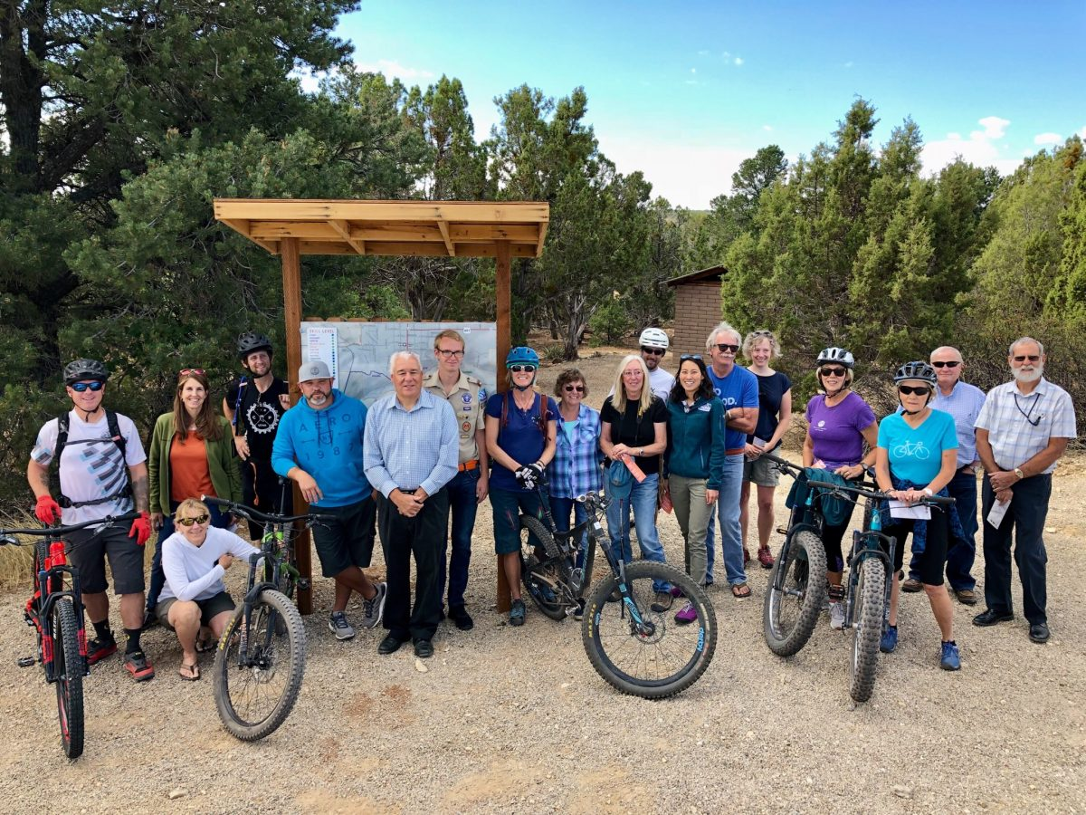 Abajo Foothills Trail System