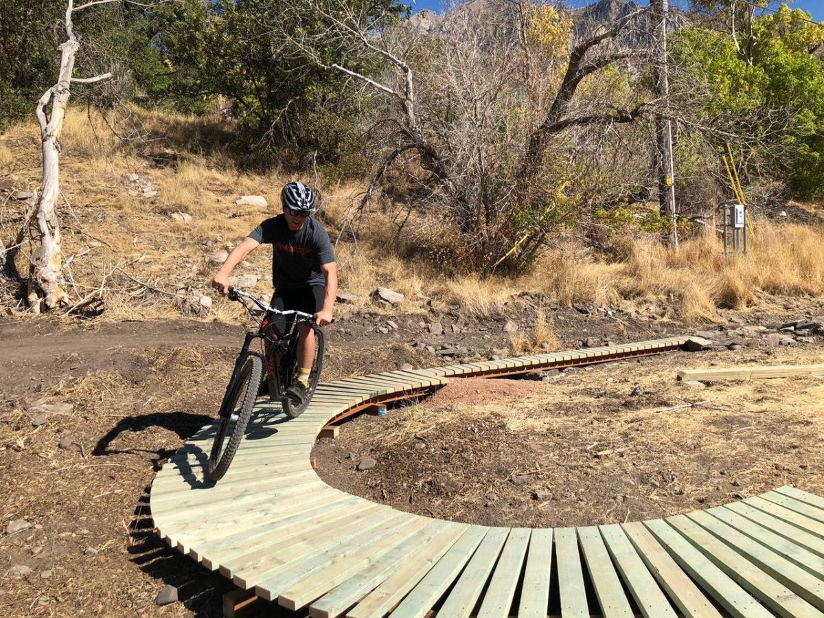 Orem City Bike Skills Park