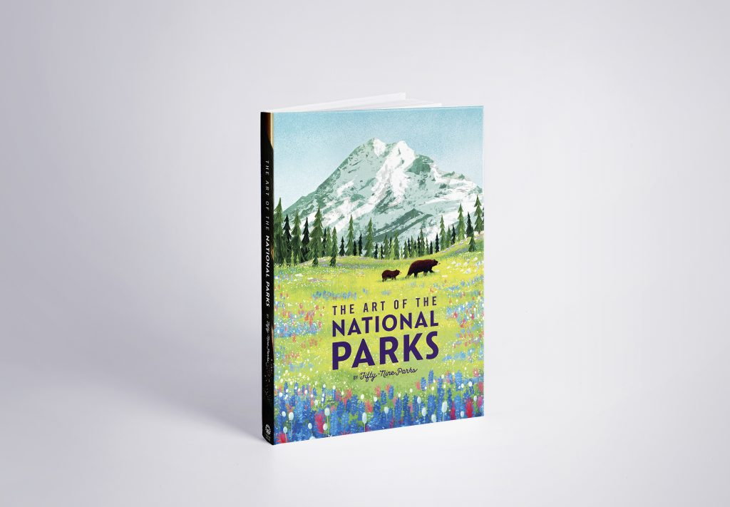 The Art of the National Parks